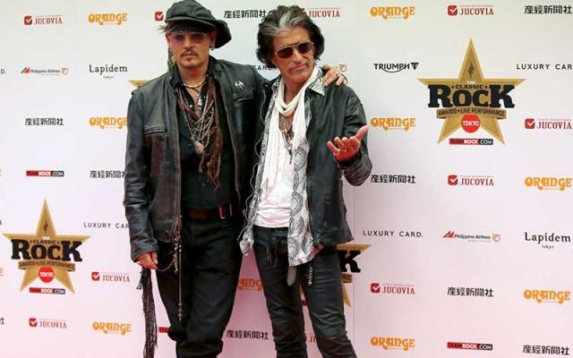 Alfonbra Roja premios clásicos del Rock