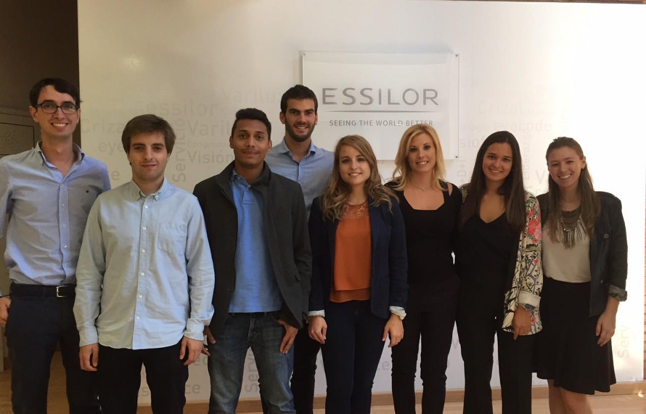 La multinacional da una oportunidad al talento joven incorporando recientemente 8 nuevos profesionales a su equipo en España