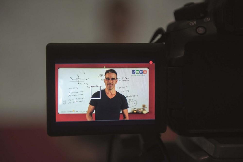 Youtuber y profesor de Matemáticas/ Fernando Sánchez