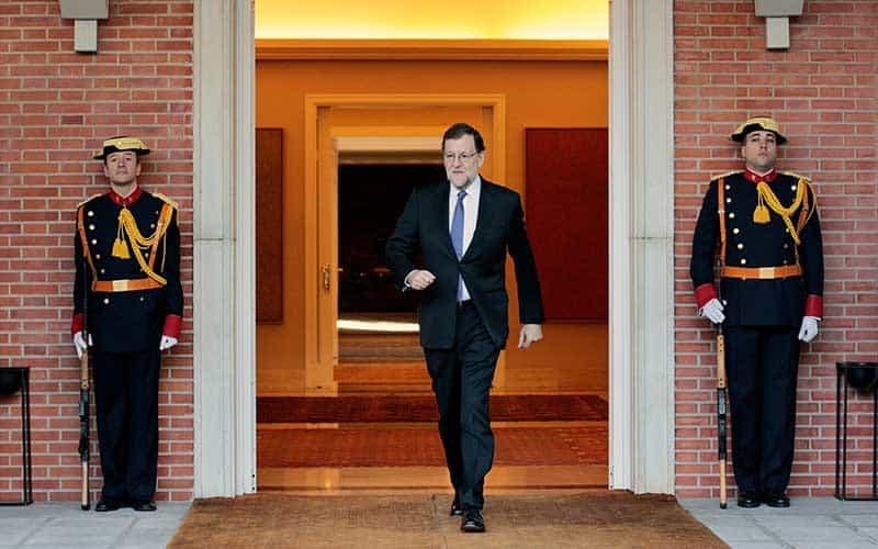 Rajoy tras paralización de Ley de Educación