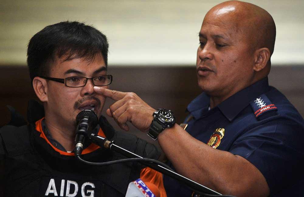 Importante narcotraficante se entrega en Filipinas