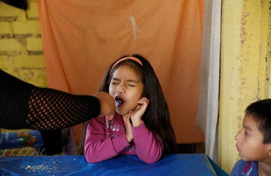 Prevención de la tuberculosis en Lima, Perú