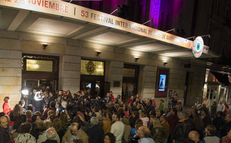 Festival de Cine de Gijón. FOTO: FCG