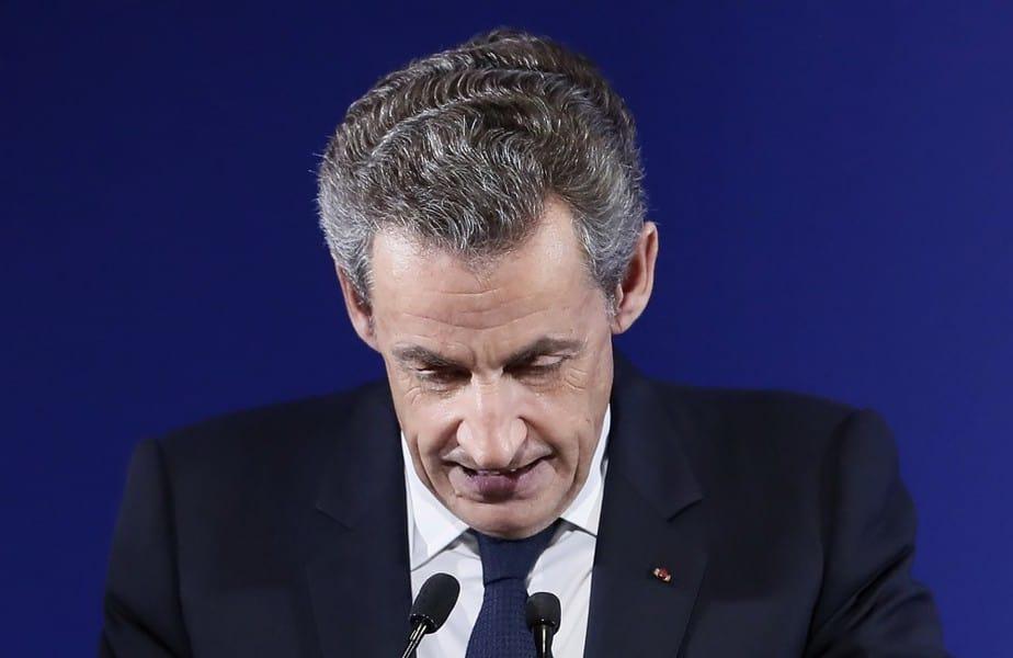 El expresidente francés, Nicolás Sarkozy. FOTO: Reuters