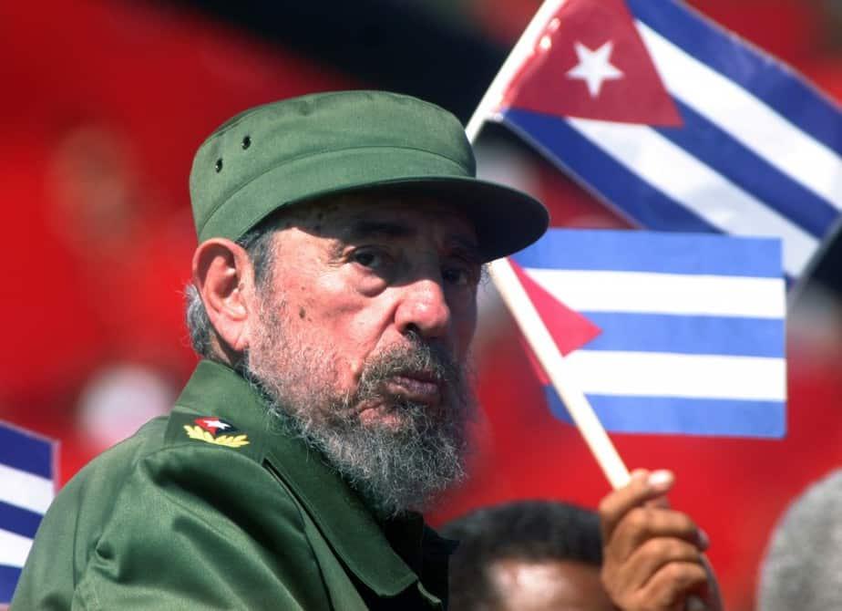Fidel Castro. FOTO: Reuters