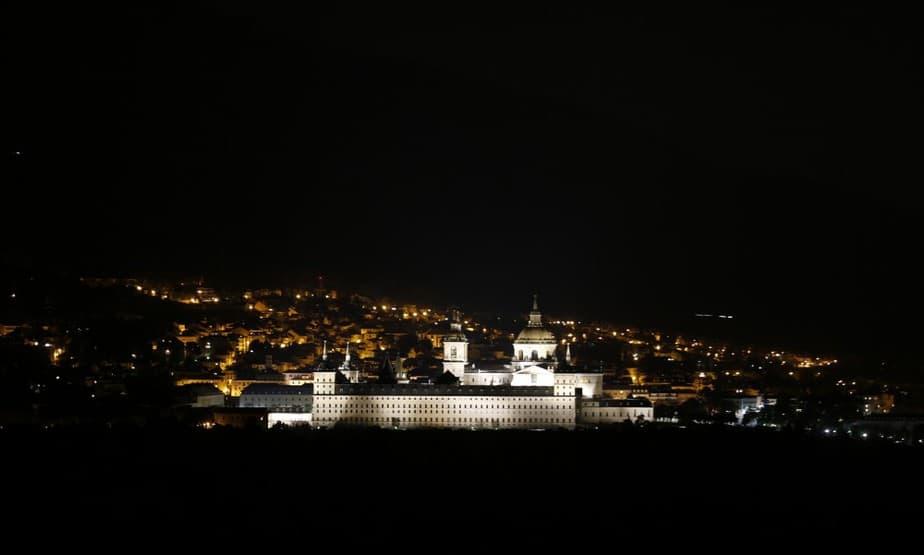 Monasterio de El Escorial. FOTO: Reuters