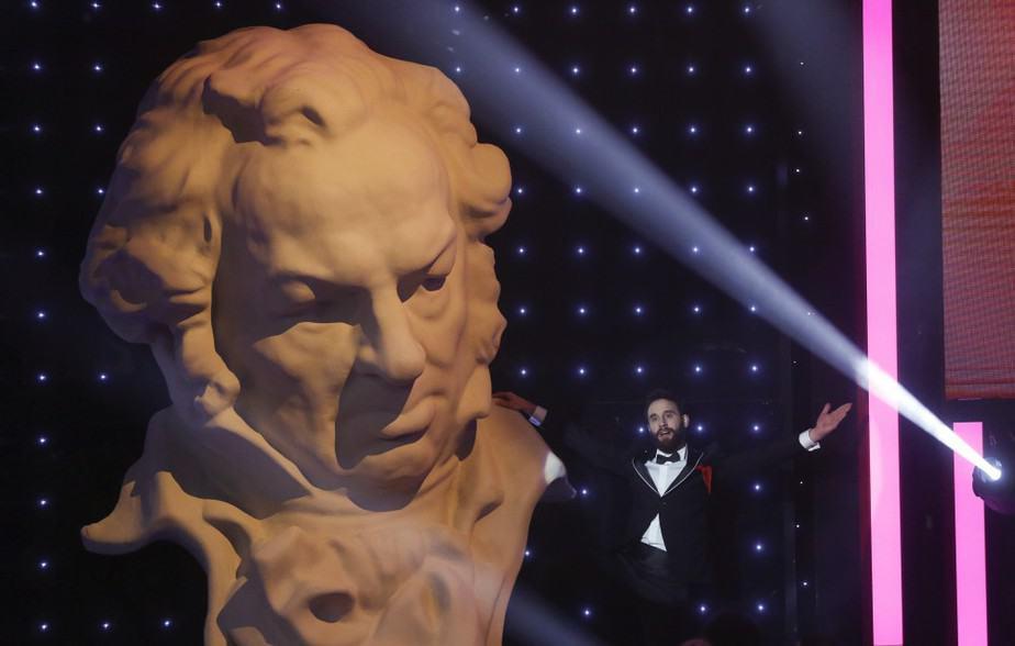 Última gala de entrega de los Premios Goya. FOTO: Reuters