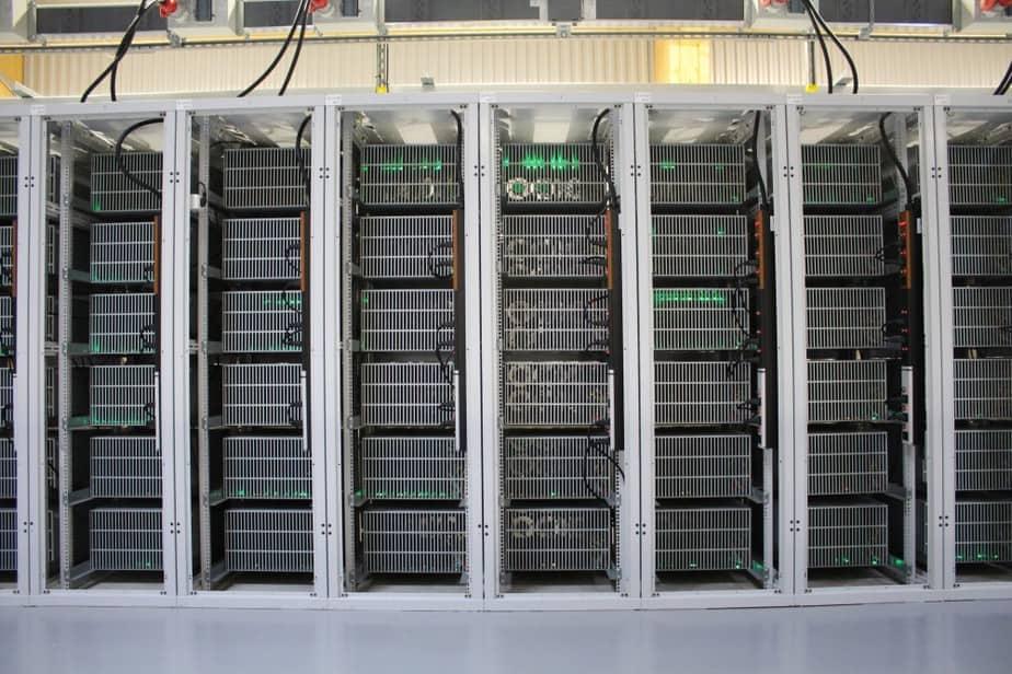 Ordenadores bitcoin. FOTO: Reuters
