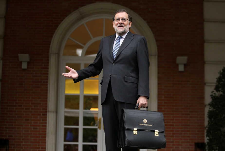 El presidente del Gobierno, Mariano Rajoy. FOTO: Reuters