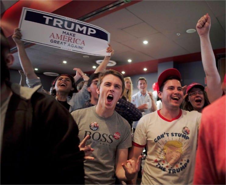 Donald Trump seguidores