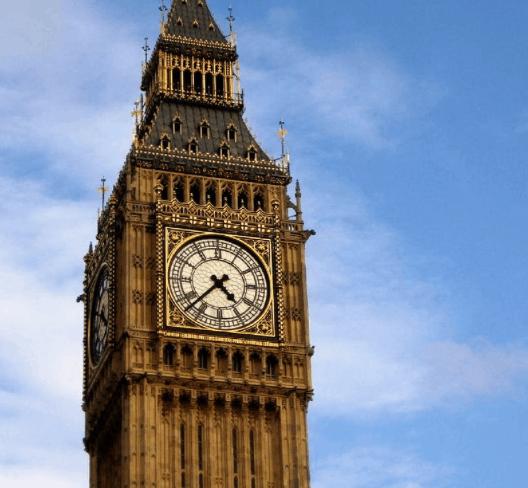 El Big Ben, Londres, Inglatera