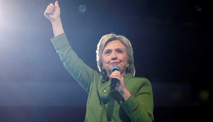 Hillary Clinton discurso