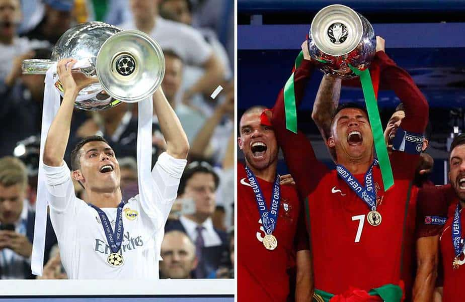 Cristiano Ronaldo Trofeos