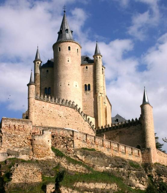 Alcazár de Segovia
