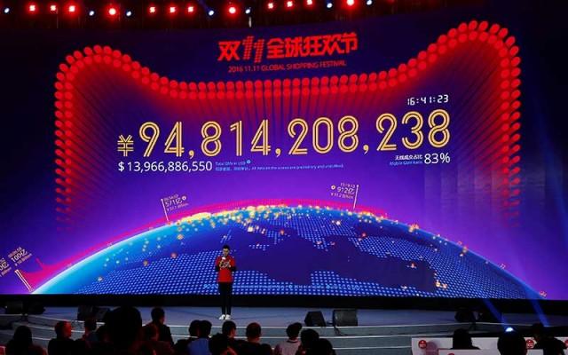 Festival de compras en China