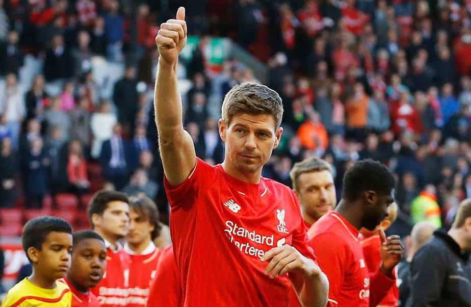 Steven Gerrard anuncia su retiro del fútbol