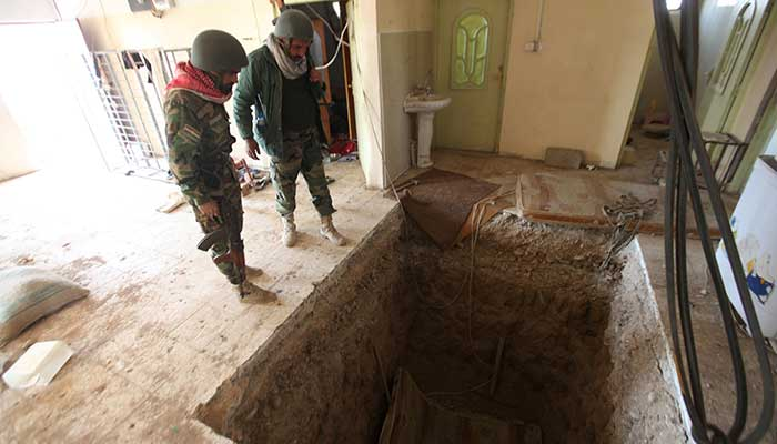 Mosul Soldados Irak
