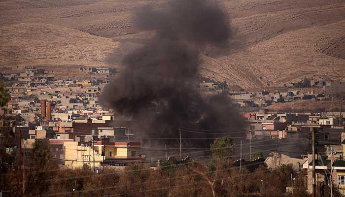 Mosul ofensiva Irak