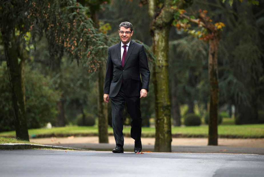 El ministro de Energía, Álvaro Nadal.  FOTO: Reuters