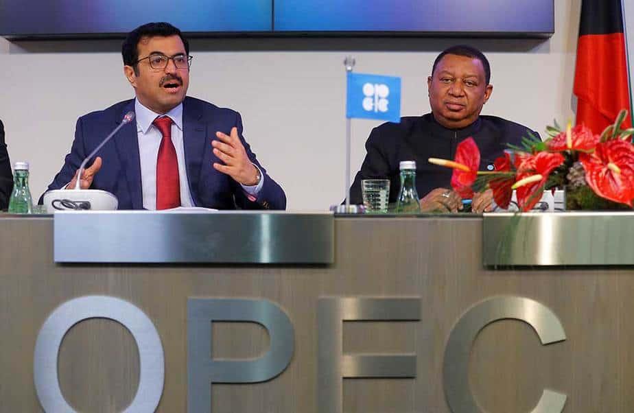 Reunión OPEP Viena