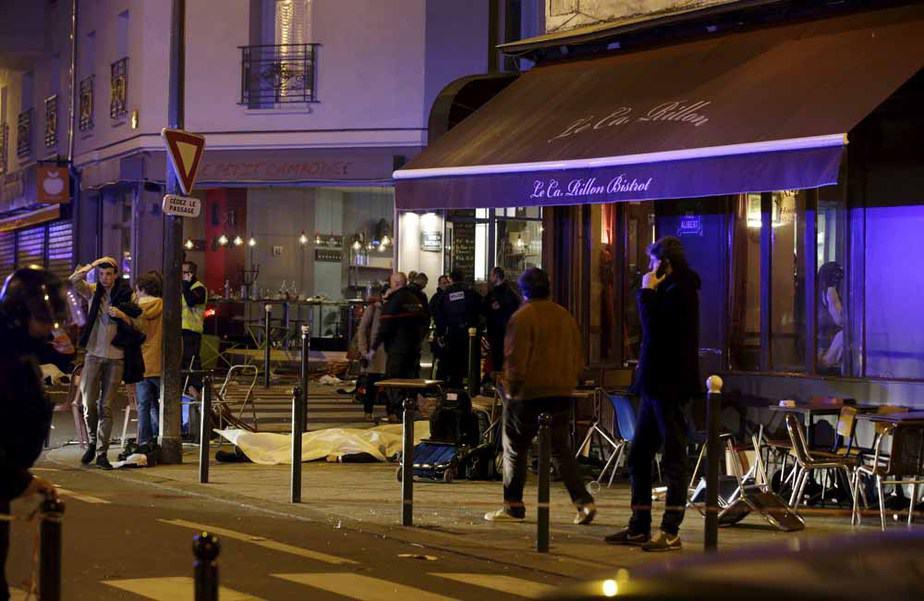 Paris Atentados 2015