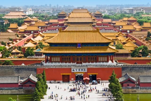Palacio Imperial de Pekín, China