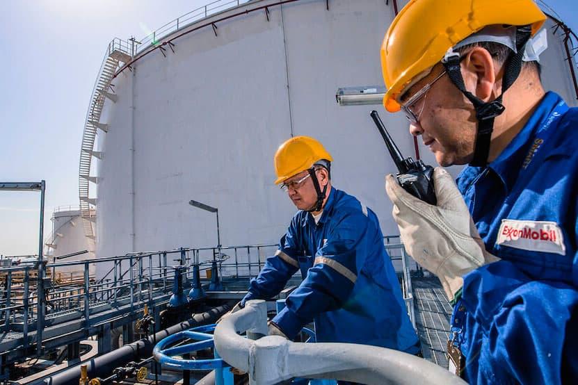 Grandes Petroleras