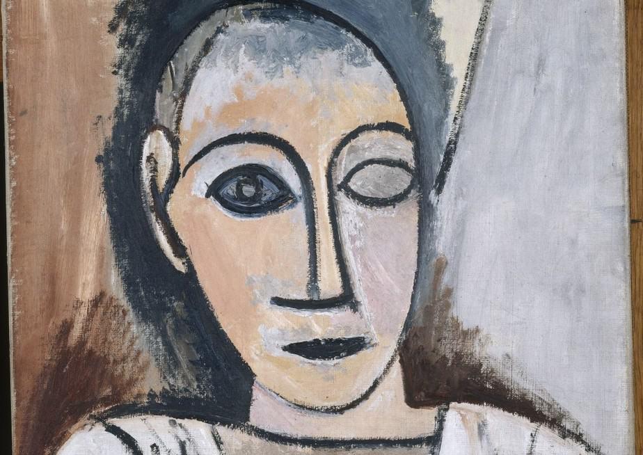 Picasso Pablo (1881-1973). Paris, musée Picasso.