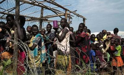 Hambre Sudán del Sur