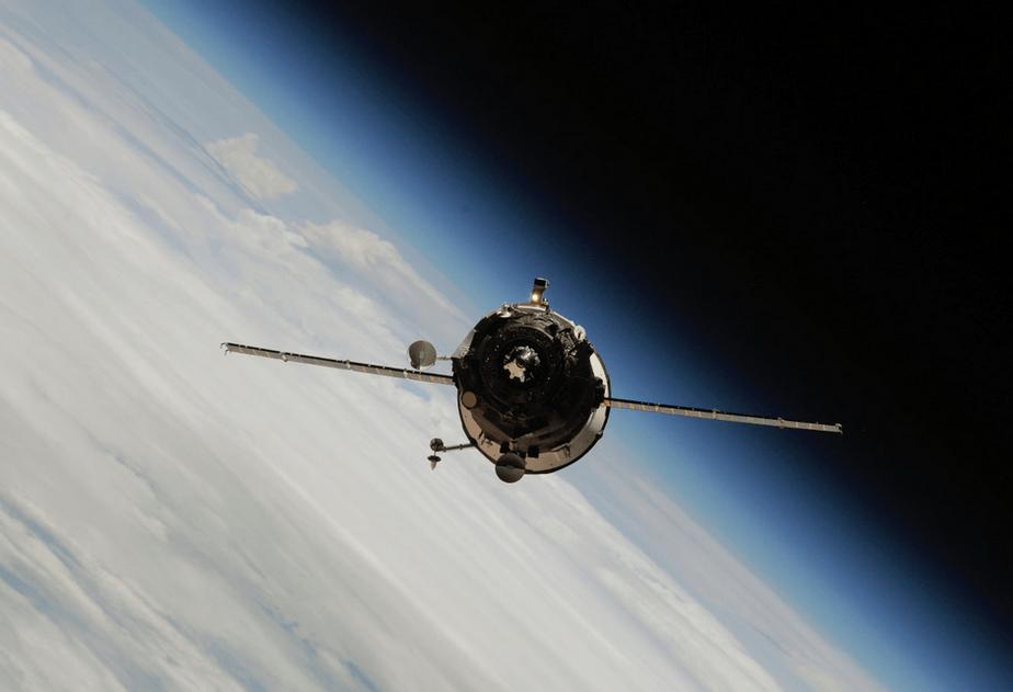 Roscosmos Progress MS-02