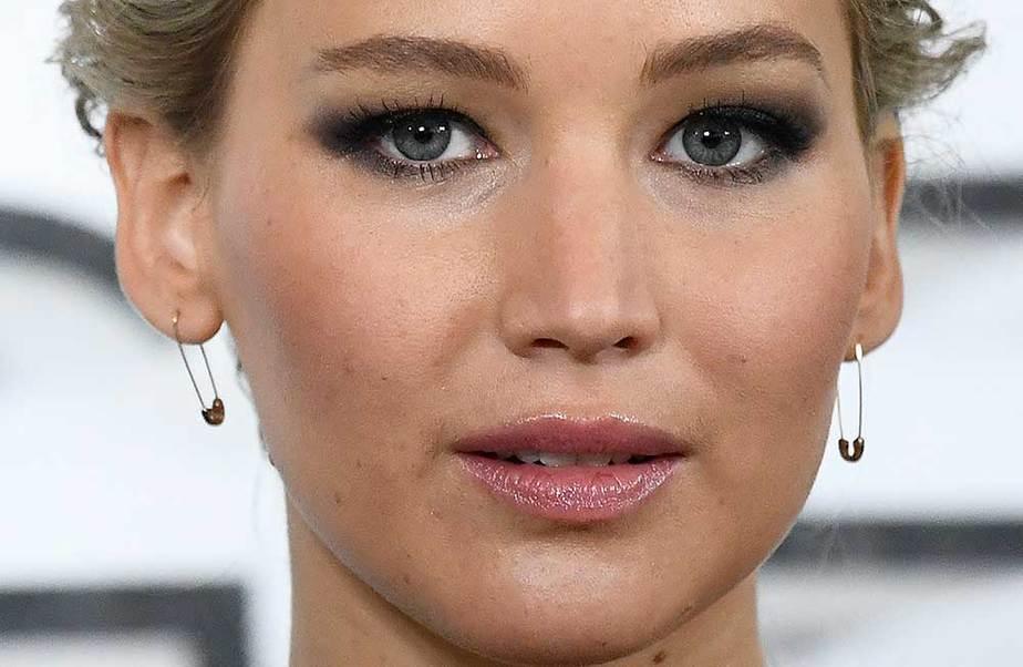 Jennifer Lawrence en Londres