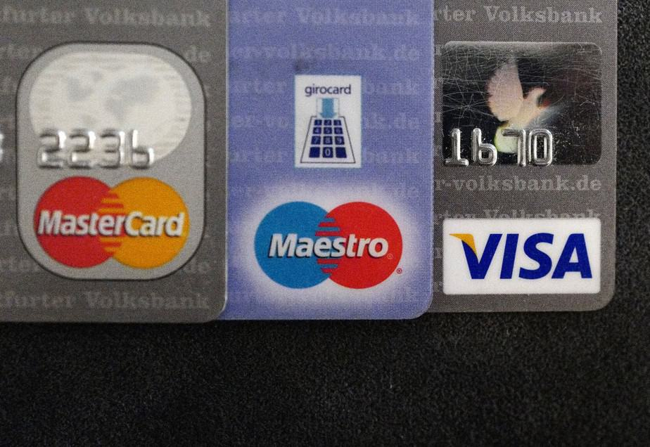 Tarjetas de crédito alemanas. FOTO: Reuters