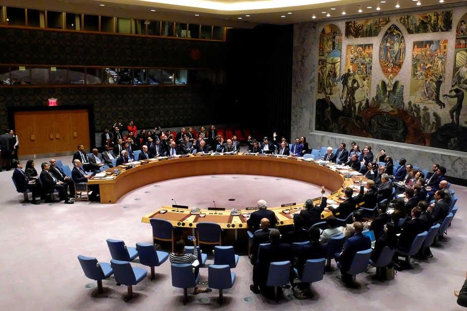 Consejo de Seguridad de la ONU. FOTO: Reuters