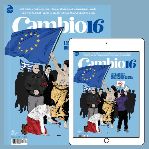 """2215 """"Los partidos que sacuden europa"""""""