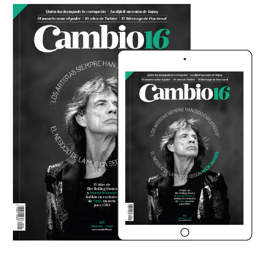 """2225 """"El negocio de la música según Mick Jagger"""""""