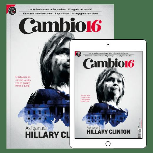 """2231 """"Así ganará Hillary Clinton"""""""