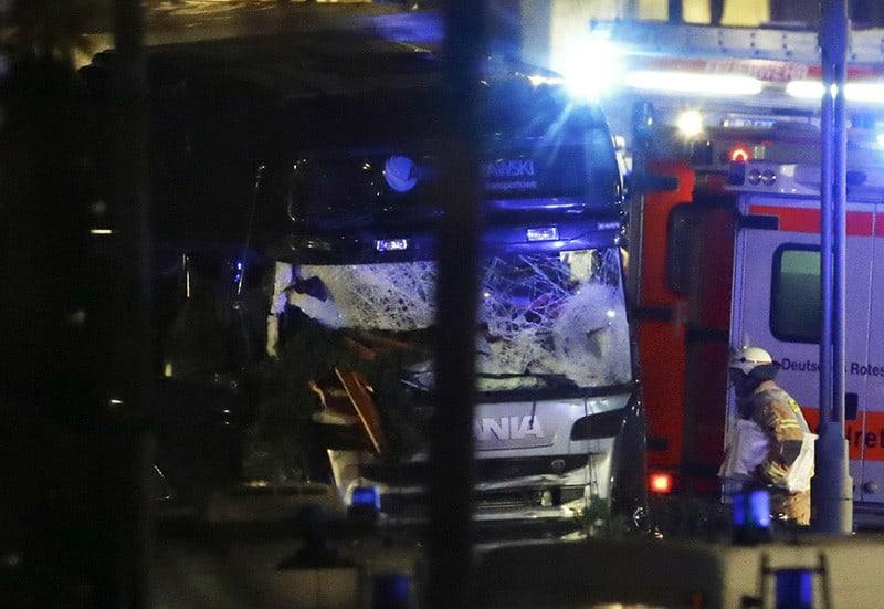 Berlín fue victima de un ataque con un camión en un mercadillo navideño el año pasado (Reuters)