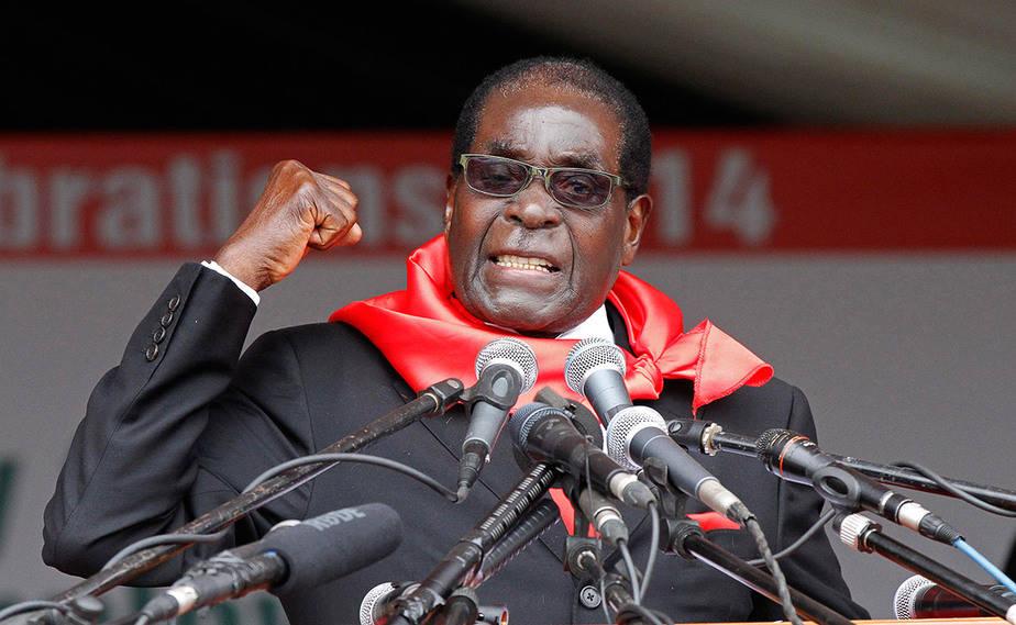 Mugabe fue desapareciendo a todos sus rivales políticos