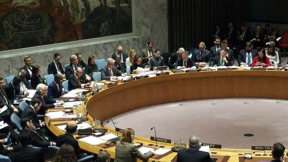 Ataque en Siria: Consejo de Seguridad de la ONU
