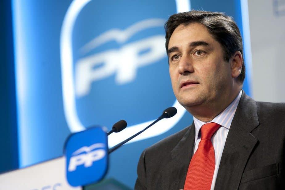El vicesecretario de Sanidad del PP, José Ignacio Echániz. FOTO: Flickr PP