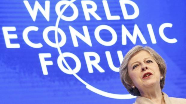 Theresa May logró grandes avances sobre el tema este año