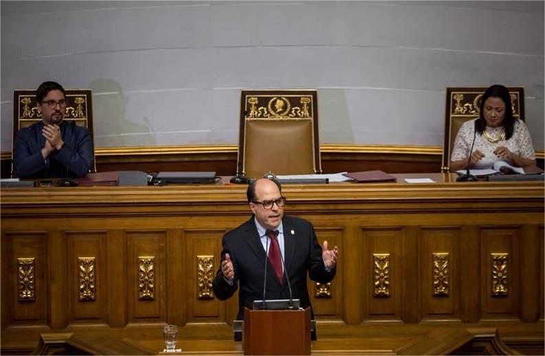 Julio Borges Asambblea Nacional Venezuela