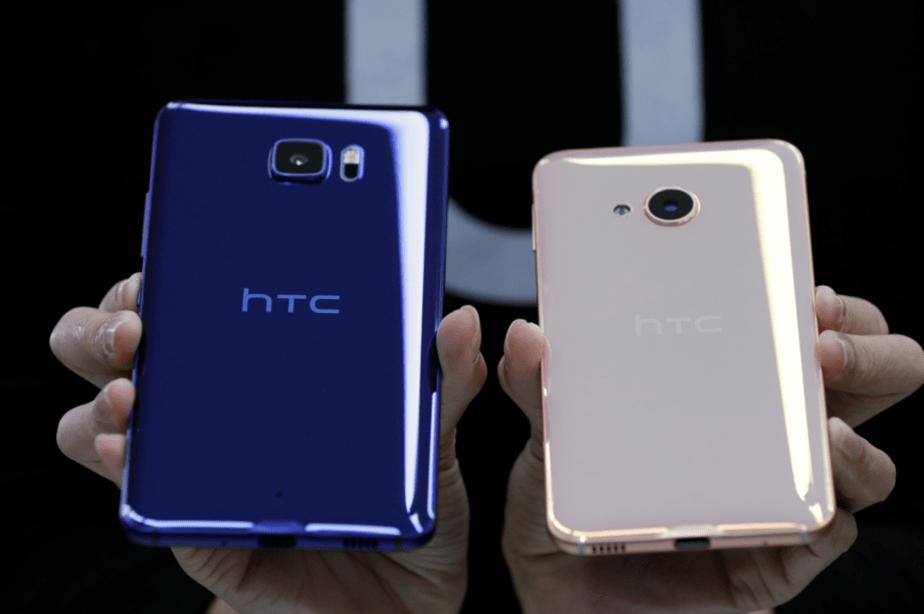 HTC U Ultra y U Plus
