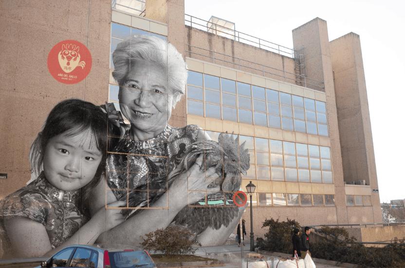 Usera año nuevo chino. FOTO: Ayuntamiento de Madrid
