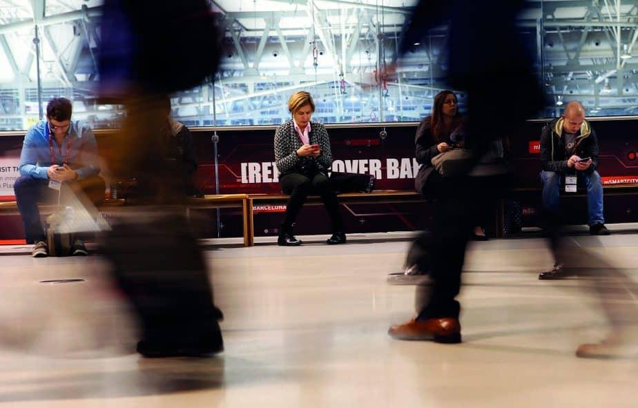 Atrapados en la red. FOTO: Reuters