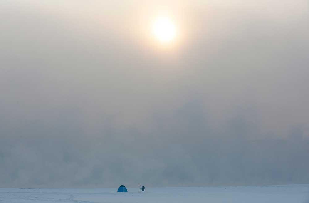 Frio en Rusia