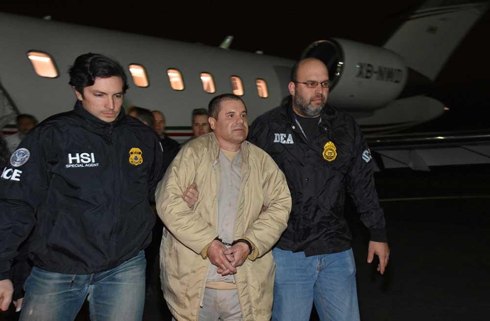 El juicio a El Chapo Guzmán será en septiembre