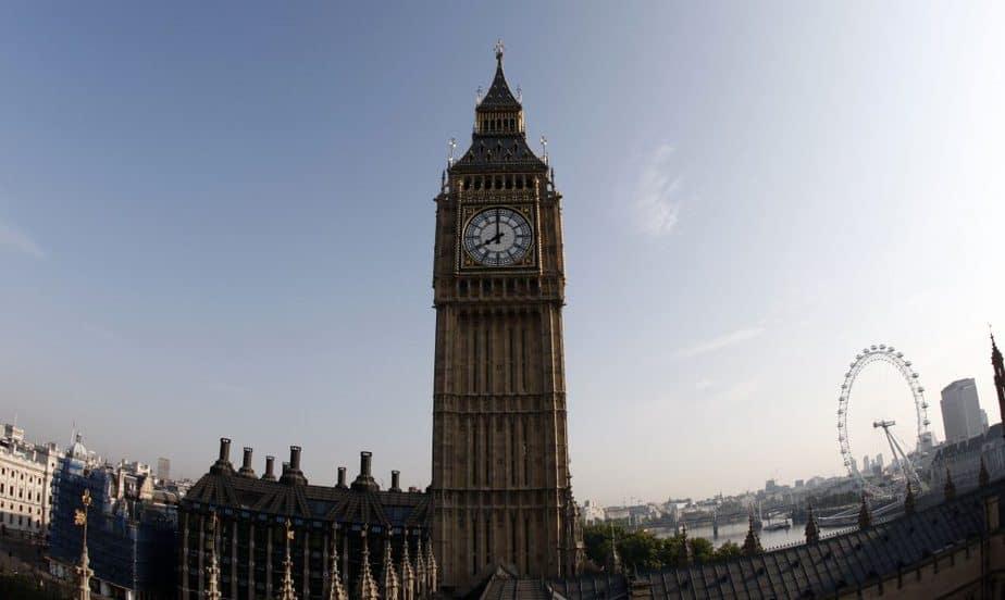 Big Ben de Londres. Inglaterra. Reino Unido. FOTO: Reuters
