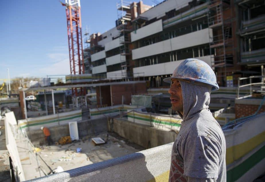 Vivienda nueva en Madrid. FOTO: Reuters