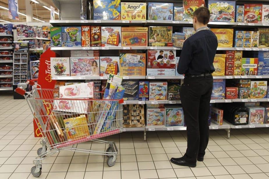 Cada año la oferta de juguetes es cada vez más amplia, mucho más con la entrada de la tecnología en el mercado juguetero